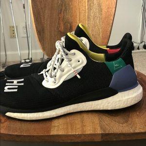 Adidas men's CNY Solar Hu glide shoes size 13
